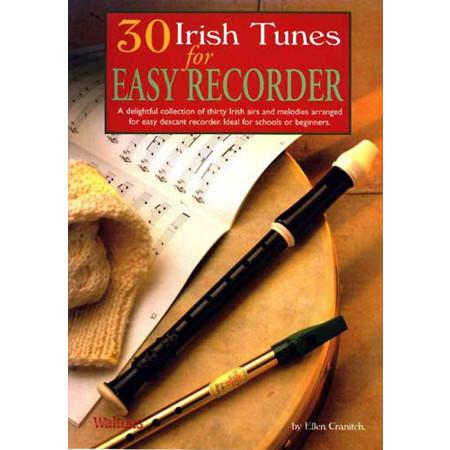 30 Irish Tunes for Recorder