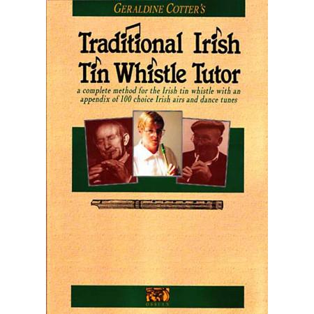 Traditional Irish Tin Whistle