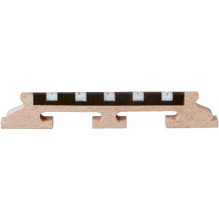 Golden Gate GB-3 1/2 5 Str Banjo Bridge, GB-3