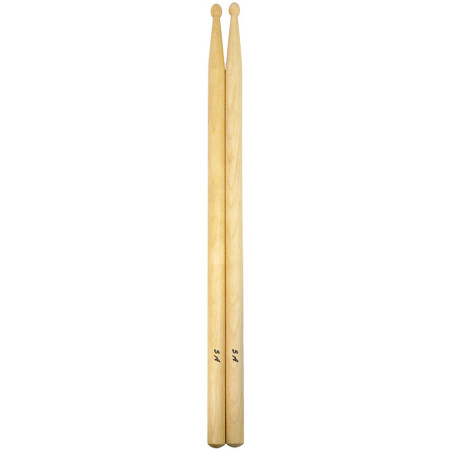 Atlas 5A Maple Drum Sticks, Wood Tip