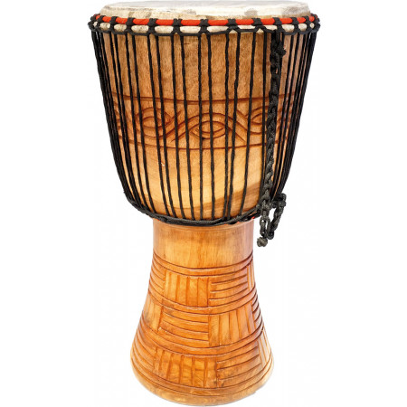 Bucara (By Atlas) Djembe 11inch Head, Cedar Wood