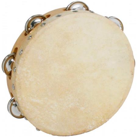 Atlas Tambourine 8inch Head, Single