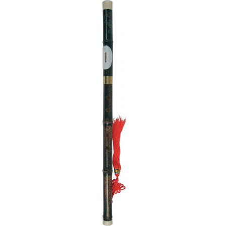 Atlas Chinese Flute, Brass Reeded