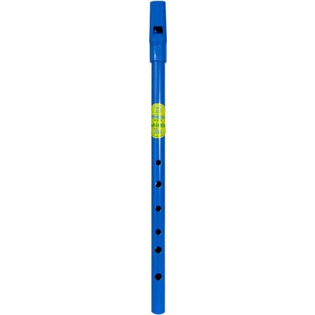 Waltons Blue D Whistle