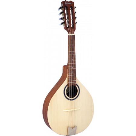 Carvalho Mandolin, Solid Spruce Top