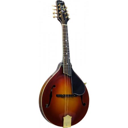 Kentucky KM-505 A Style Mandolin, Amberburst