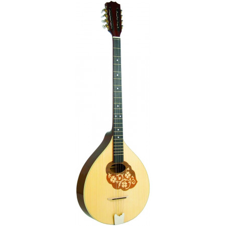 Blue Moon BB-15 Irish Bouzouki, Solid Spruce