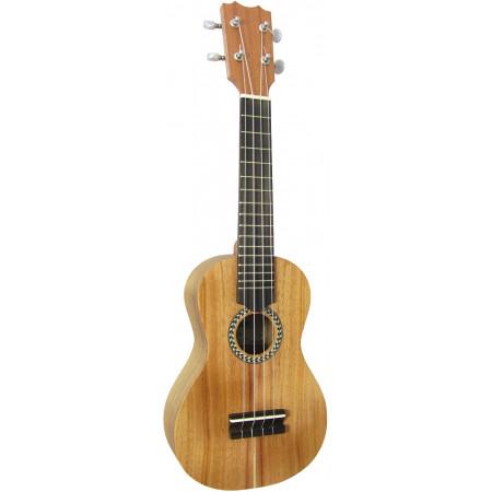 Carvalho Soprano Ukulele, Koa Wood