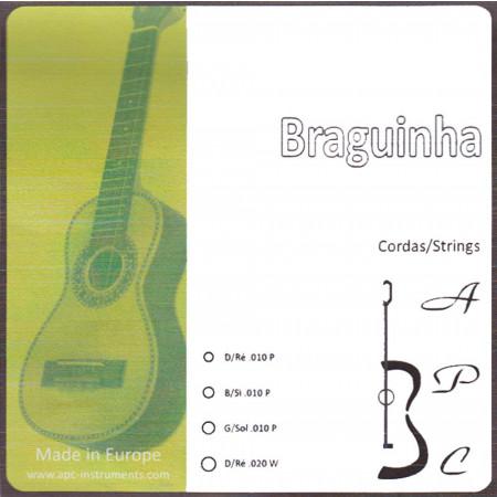 Carvalho Braguinha String Set