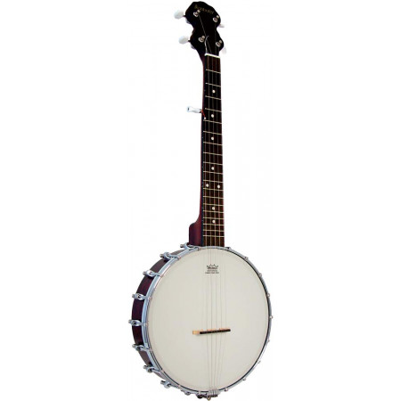 Ashbury AB-15 5 String Travel Banjo