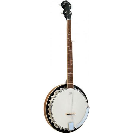Ashbury AB-35-5L 5 String Banjo, Left Handed