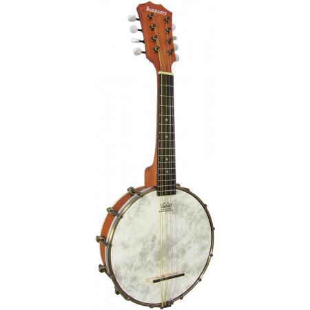Ashbury AB-37M Openback Mandolin Banjo