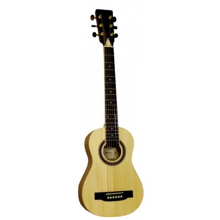 Carvalho TR-100 Mini Travel Guitar