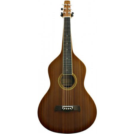 Ashbury AW-10 Weissenborn Guitar, Squareneck