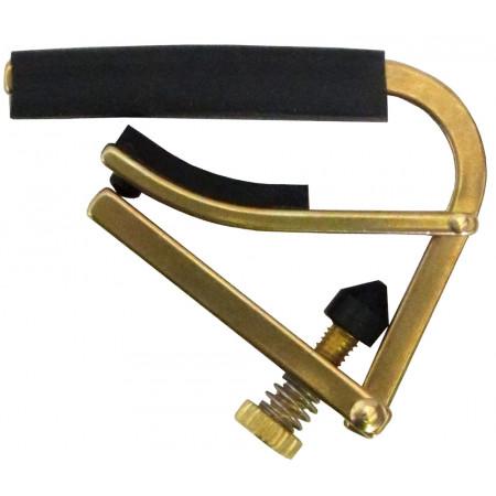 Shubb C1B Original Brass Guitar Capo