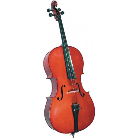 Cremona SC-100 1/2 Size Cello Outfit