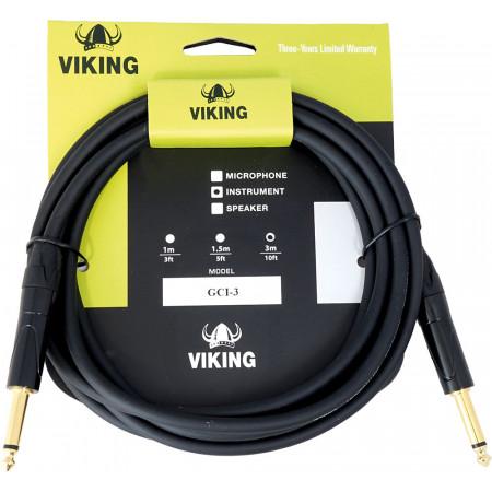 Leem Neutrik 10ft (3m) Guitar Cable