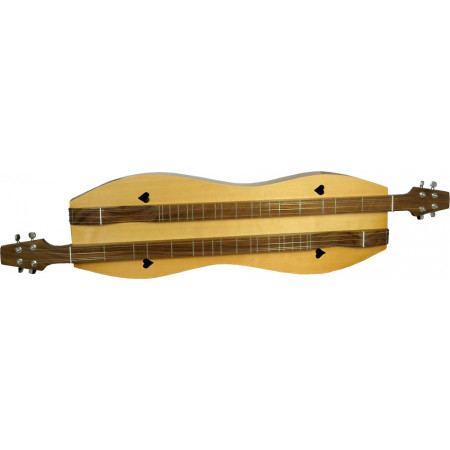 Stoney End DULCIMER Courting Appalachian Dulcimer