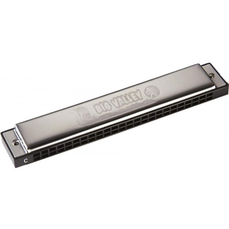 Hohner Big Valley Harmonica, C