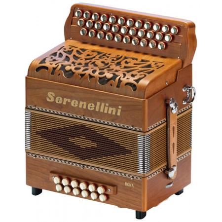 Serenellini Dona 3 Row A/D/G