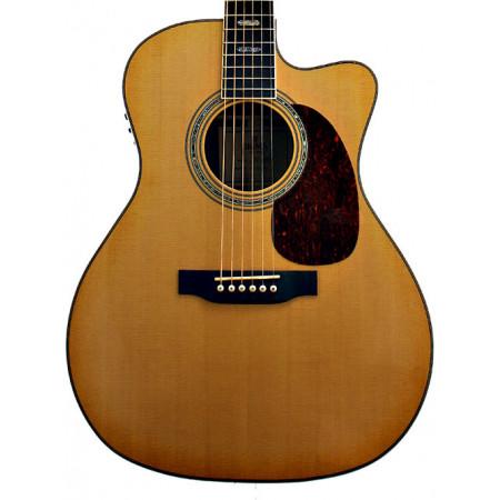 Sigma JTC-40E Jumbo Electro Guitar, Spruce