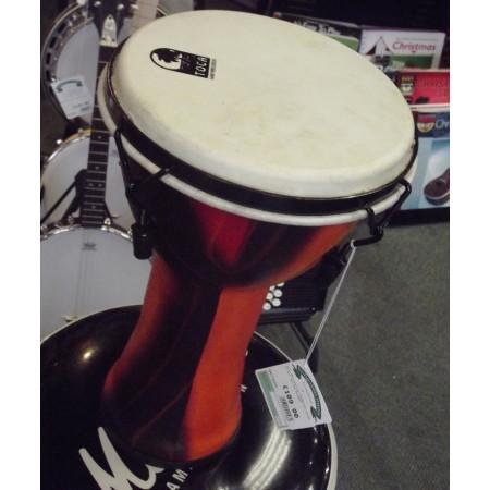 Toca Percussion TSSDJ-LB Large Street Series Djembe