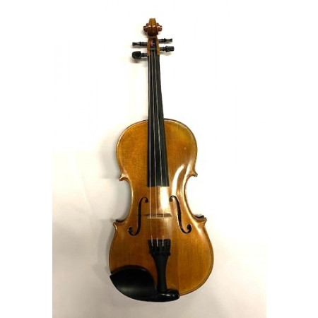 French Violin labelled S&M Etude, Paris 1911 Amber varnish, nicely flamed in excellent condition and tone