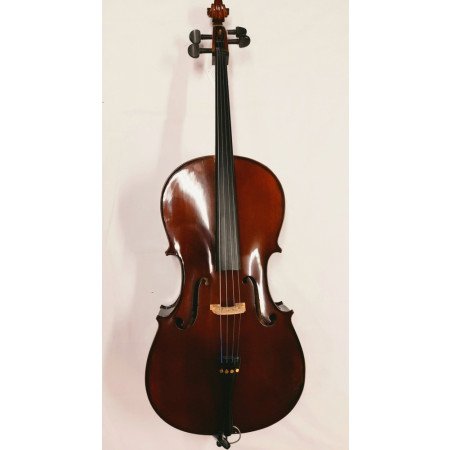 Cremona SC100 3/4 Cello outfit, as new