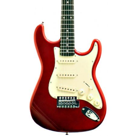 Sx Electric Guitars 8665 Electric Guitar, Single C/W.3/4