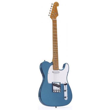 SX 8675 Electric Guitar TC Style.Blue