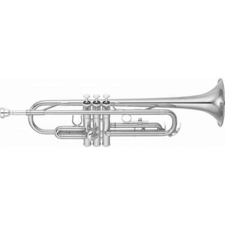 Yamaha YTR-2330S Bb Trumpet, Silver