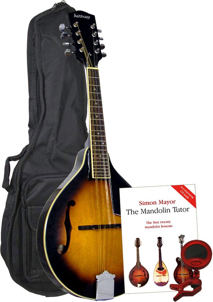 Beginner Mandolin Pack