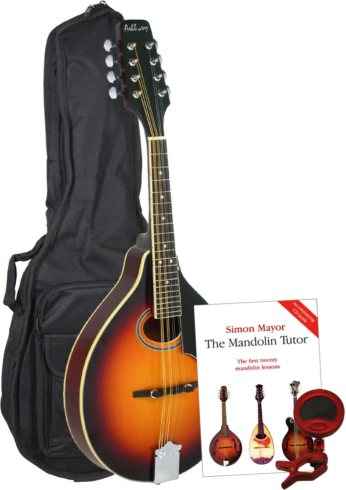 Mandolin Gift Pack