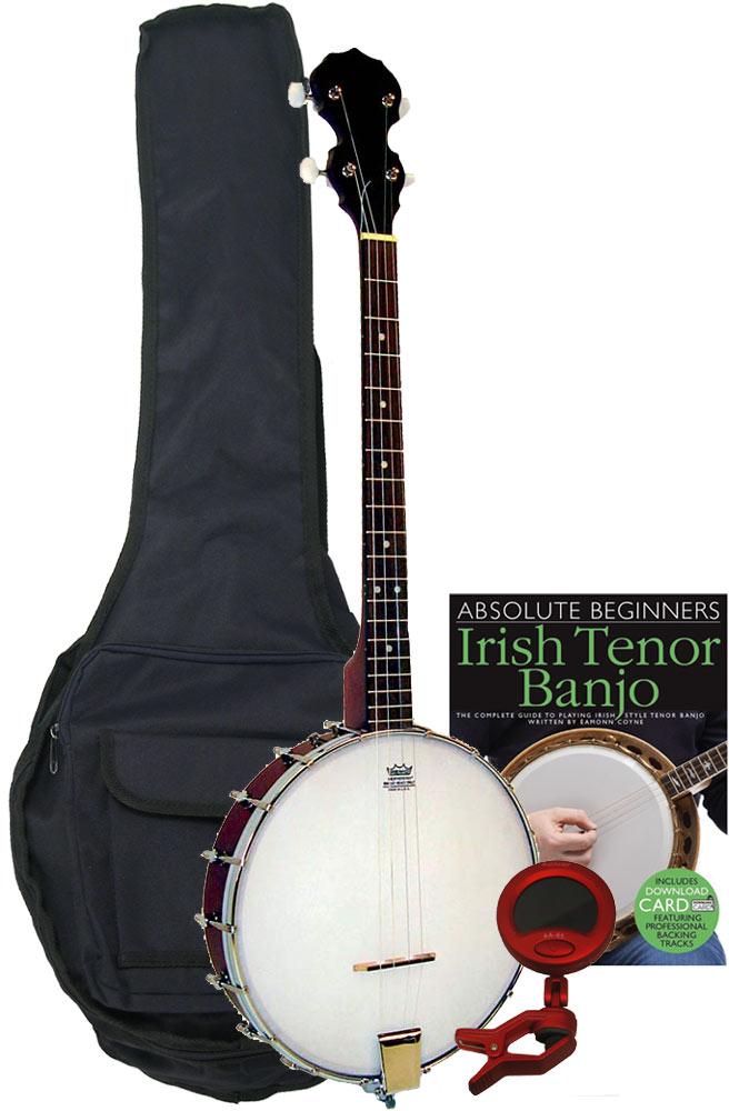Tenor Banjo Gift Pack